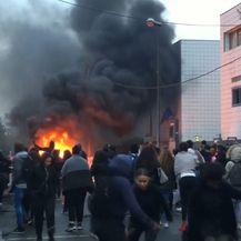Prosvjedi zbog cijena goriva (Video: Dnevnik Nove TV) - 4