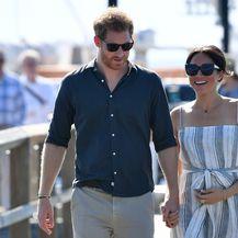 Princ Harry i Meghan Markle (Foto: AFP)