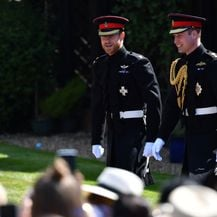 Princ Harry i William (Foto: AFP)