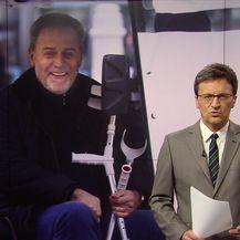Hospitaliziran gradonačelnik Zagreba Milan Bandić (Video: Vijesti u 17h)