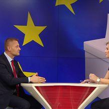 Predsjednik HSS-a Krešo Beljak gostovao u Dnevniku Nove TV (Video: Dnevnik Nove TV)