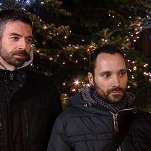 Ivo Šegota i Mladen Knezić govore o novom donešenom zakonu o udomiteljstvu (Foto: Dnevnik.hr)