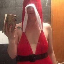 Seksi božić (Foto: Instagram) - 2