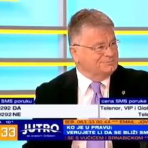 Dejan Lučić (FOTO: Screenshot PrvaTV)
