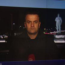 Andrija Jarak o otkrivanju spomenika Franji Tuđmanu (Video: Vijesti u 17h)