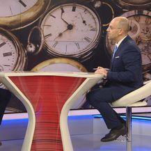 Ministar državne uprave Goran Marić i Mislav Bago (Foto: Dnevnik.hr)