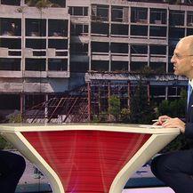 Ministar državne uprave Goran Marić gostovao u Dnevniku Nove TV (Video: Dnevnik Nove TV)