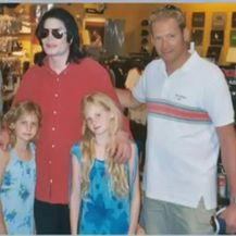 Mark Lester i Michael Jackson (Foto: Profimedia)