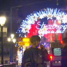 Strasbourg nakon pucnjave na božićnom sajmu (Video: Reuters) - 2