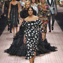 Monica Bellucci u Dolce&Gabbana haljini za proljeće/ljeto 2019.
