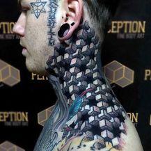 Nadrealne tetovaže (Foto: klyker.com)