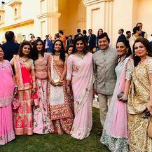 Indijsko vjenčanje Ishe Ambani (Foto: Profimedia)