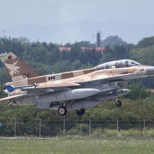 Avion F-16 Barak (Foto: Igor Soban/PIXSELL)