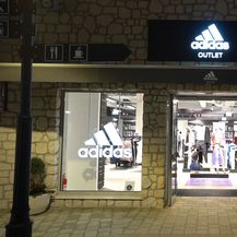 Adidas outlet store, Designer Outlet Croatia