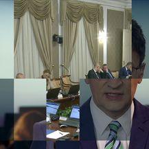 Sjednica Vlade je kasnila (Video: Vijesti Nove TV u 14)