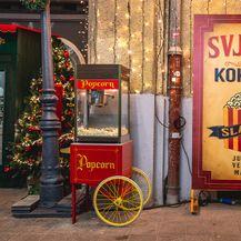 Miškecov prolaz u Zagrebu za Advent je uređen poput starinskog filmskog seta - 15
