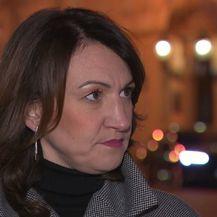 Zamjenica gradonačelnika Zagreba Jelena Pavičić Vukičević o izglasavanju zagrebačkog proračuna (Foto: Dnevnik.hr) - 2