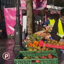 Ekipa Provjerenog sa žutim prslucima u Parizu (Foto: Dnevnik.hr) - 7