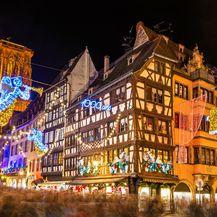 Strassbourg, božićni sajam