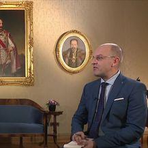 Intervju Mislava Bage s Gordanom Jandrokovićem (Video: Dnevnik Nove TV)