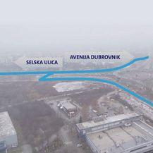 Alternativni pravci nakon zatvaranja rotora na Lučkom (Foto: Dnevnik.hr) - 3
