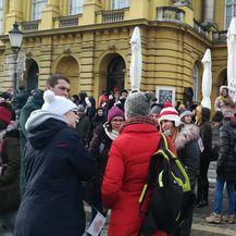 Prosvjed Za sigurne škole (Foto: Ivana Cerovac/DNEVNIK.hr) - 4