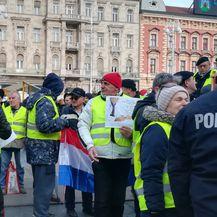 Održan prosvjed