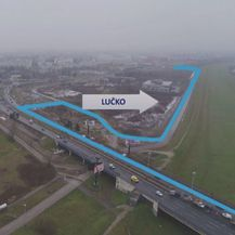 Ceste kojima će se prometovati nakon zatvaranja rotora Remetinec (Foto: Dnevnik.hr) - 1