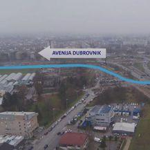 Ceste kojima će se prometovati nakon zatvaranja rotora Remetinec (Foto: Dnevnik.hr) - 3