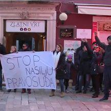 Reakcije na puštanje Darka Kovačevića-Daruvaraca na slobodu (Video: Dnevnik Nove TV)