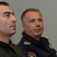 Darko Kovačević Daruvarac (lijevo) (Foto: Dino Stanin/PIXSELL)