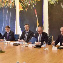 Sjednica VNS-a (Foto: Ured Predsjednice)