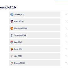 Parovi osmine finala (UEFA)