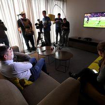 Nenad Bjelica gledao ždrijeb šesnaestine finala Europske lige (Foto: Igor Kralj/PIXSELL)