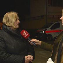 Ivanka Taslak iz građanske inicijative građanska inicijativa Mame i tate iz Metkovića i okolice i Paula Klaić Saulačić (Foto: Dnevnik.hr)