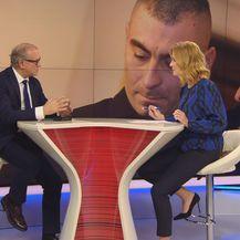 Ministar pravosuđa Dražen Bošnjaković i Ivana Brkić Tomljenović (Foto: Dnevnik.hr)