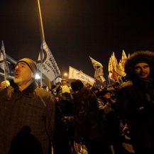Prosvjedi u Mađarskoj (Foto: AFP) - 3