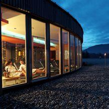 Hotel Balnea Superior - panoramska sauna