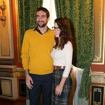 Kristina i Marin Čilić (Foto: Dalibor Urukalovic/PIXSELL)