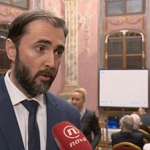 Krešimir Luetić, V. D. predsjednika Liječničke komore (Foto: Dnevnik.hr)