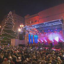 Govor Marije Rukavine na humanitarnom koncertu Želim život (Foto: Dnevnik.hr) - 4