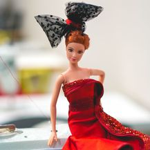 Juraj Zigman kreirao je haljine za Barbie lutke - 3
