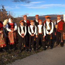 Ojkanje u Dalmatinskoj zagori (Foto: Nova Studio)