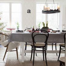 Skandinavci preferiraju visoka i vitka stabalca rijetkih grana koja djeluju prirodno