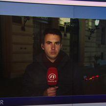 Šime Vičević o prosvjedu u Zadru (Video: Vijesti u 17h)