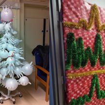 Božić u bolnici (Foto: thechive.com)