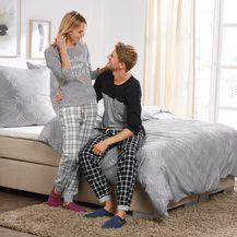 Udobne pamučne pidžame iz Lidla
