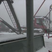 Sezona skijanja pred vratima (Video: Dnevnik Nove TV)