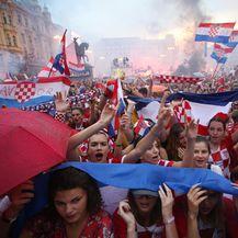 Doček Vatrenih u Zagrebu (Photo: Petar Glebov/PIXSELL)