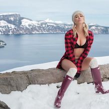 Bikini i snijeg (Foto: Instagram) - 9